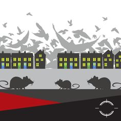 As pragas urbanas são um problema para os seres humanos, pois além de sujarem a cidade, eles, ainda, transmitem uma série de doenças aos seres humanos. Frente a isso, ratos, mosquitos e baratas devem ser eliminados das residências e estabelecimentos comerciais a fim de evitar qualquer tipo de problema: http://www.combatzika.com.br/blog/?p=954