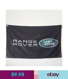 Banner Flag for Land Rover Flag 3x5 FT Wall Banner Shop Show Decor