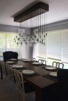 Diy - Dining Room Light