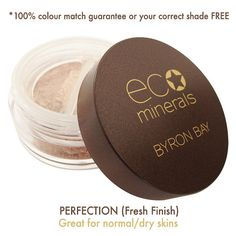 Eco Minerals Perfection Foundation