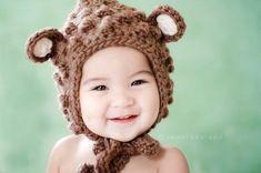 Little Bear lana di sweetpeatoadtots su Etsy