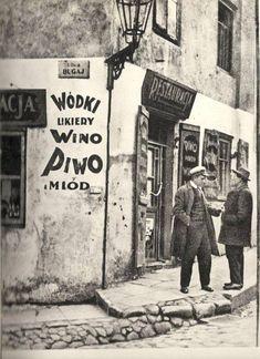 ulica Bugaj, Warszawa międzywojenna.