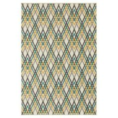 Oriental Weavers Hampton 564W Indoor Area Rug - H564W5160230ST, Durable #GeometricRugs