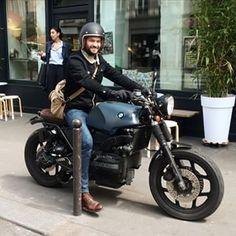 Custom by @alexnonoz #paris #blackburncoffee #bmw #custom #k75 #k100 #K1100rs #caferacer #scrambler #bobber #special #vintage #fashion #lifestyle #leather #motorcycle #motobike #bike #motorrad #bmwmotorrad #bmwcaferacer #oldschool #style #engine