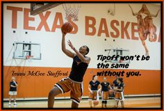#34 Imani McGee Stafford's presence missed as Horns face off against OCU at 2 on @LonghornNetwork #ltt