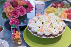 Marc Jacob daisy cupcakes