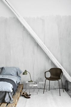 Nice effect on the wall, creates a warm atmosphere.