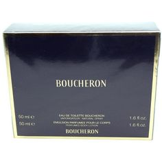Boucheron Boucheron Paris Set Edt 1.6 Oz & Perfumed Body Lotion 1.6 Oz... (435 DKK) ❤ liked on Polyvore featuring beauty products, fragrance, multiple colors, eau de toilette fragrance, edt perfume, parfum fragrance, eau de toilette perfume and boucheron