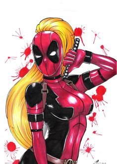 Deadpool Real Name How To Make A Power Outfit For Exectutives