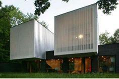Modern Home - Architect David Salmela