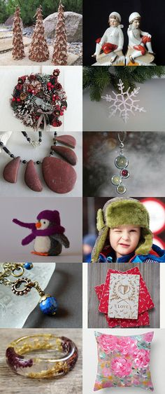 Christmas Gift Idea by Gwen on Etsy--Pinned with TreasuryPin.com