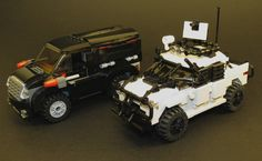 MNU Lego Vehicle Scale WIP   by Grantmasters