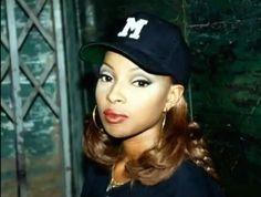 Mary J. Blige #WhatsThe411