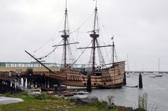 See the Mayflower Replica of the ship the Pilgrims sailed to the New World. Call ahead to make sure ship is there Plymouth Massachusetts, East Coast Style, My Family History, May Flowers, Road Trippin, Online Tickets, New York Travel, American History, Trip Advisor