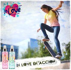 Las chicas In Love vivimos en movimiento. Súmate a la acción y mira el nuevo video de la Revolución In Love.