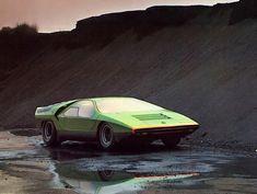 fabforgottennobility:  Alfa Romeo Carabo Concept Car by Auto Clasico on Flickr.