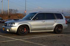 Subaru Forester Owners Forum - View Single Post - Aggressive wheel Foresters? (merged thread)