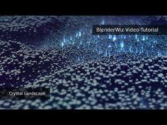 Crystal Landscape Tutorial - YouTube