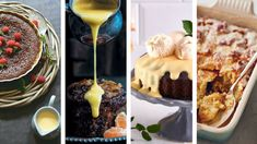 We share our list of the only malva pudding recipes you'll ever need (including a low-carb version) Malva Pudding, Pudding Recipes, Low Carb, Sweets, Breakfast, Desserts, Food, Low Carb Recipes, Sweet Pastries