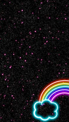 New wallpaper fofos preto galaxia Ideas Tumblr Wallpaper, Wallpaper Pastel, Cute Emoji Wallpaper, Rainbow Wallpaper, Pink Wallpaper Iphone, Iphone Background Wallpaper, Cute Disney Wallpaper, Aesthetic Pastel Wallpaper, Glitter Wallpaper