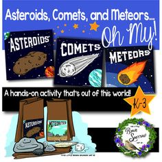 11 Best Comets, Asteroids & Meteors images | Astronomy