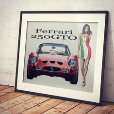 Here's a new Ferrari 250GTO limited edition print which we have just added to our online store. We offer worldwide shipping, link in bio. . #autoart #automotiveart #automotiveartwork #lazenbyvisuals #art_dailydose #motorart #ferrariart #digitalcarartists #autostyleart #classicmotorhub #ferrariposter #ferrarimerchandise #posterart #targaflorio #ferrari #ferrari250gto #250gto #classicferrari Ferrari 250 Gto, New Ferrari, Automotive Art, Limited Edition Prints, Store, Link, Classic, Artwork, Artist