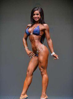 Lindsey Waters 3rd Ferrigno Legacy Bikini Pro 2014
