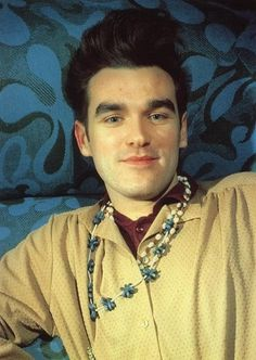 Image result for morrissey young