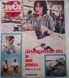 časopis Svět socialismu Baseball Cards, Retro, Sports, Prague, Magazines, Hs Sports, Journals, Retro Illustration, Sport