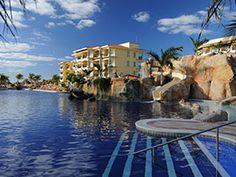 Hotel Marina El Cid Spa and Beach Resort.  All inclusive for next summer!