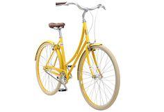 Znalezione obrazy dla zapytania yellow bike
