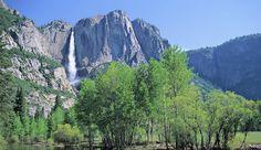 My Yosemite Park - Yosemite Valley Waterfalls