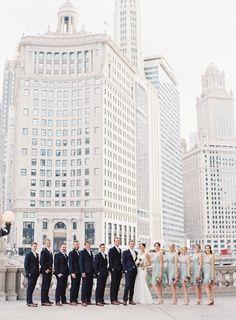 Cafe Brauer Chicago Wedding
