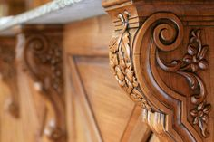 wooden carvings for furniture - Google Search