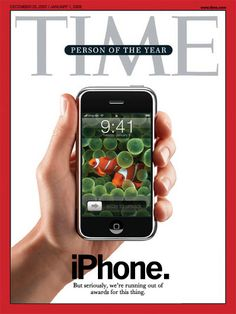 Apple iPhone.