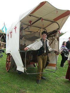Tinkers Stall at Harewood House Medieval Fair