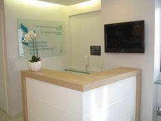 Recepção consultório odontologico #projetojunejaim