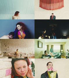 in Laurence Anyways of Xavier Dolan cinematography by Yves Bélanger