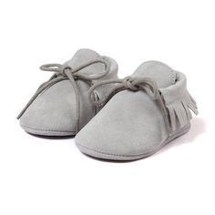 Baby Boy Girl Moccasins Moccs Shoes