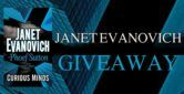 Janet Evanovich Novel Giveaway  Open to: United States Canada Other Location Ending on: 07/07/2017 Enter for a chance to win any book by Janet Evanovich one of todays bestselling Mystery authors. Enter this Giveaway at Genre Buzz  Enter the Janet Evanovich Novel Giveaway on Giveaway Promote.