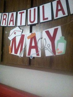 LVN Graduation banner #nurse