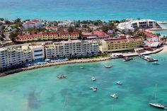 Simpson Bay Resort & Marina location map