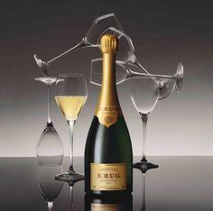 Empresa austríaca cria novo modelo de taça de champanhe