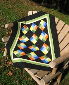 Star Spin Quilt -- great skillfully made Amish Quilts from ... : amish star spin quilt pattern - Adamdwight.com