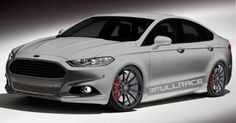 Performance maestros Full-Race Motorsports have released details of a 298kW/474Nm version of the Ford Fusion that's bound for this year's SEMA show in Las Vegas....