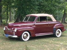 1946 Ford Convertible FOR
