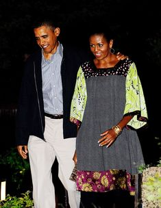 Throughout Michelle Obama's time in the White House she's been conscious about the pieces she wears and why she wears them. She's supported many Black designers -- including Duro Olowu, Tracy Reese and Mimi Plange, to name a few. In celebration of this amazing show of support and pride, here are 15 times FLOTUS looked flawless in a Black designer creation.