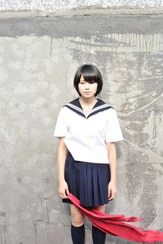 二階堂富美. Nikaido Fumi.1994/09/21. Love her, known her since she was 15 from 熱海搜查官, she is such a great teenager actress, a talented girl you don't want to miss!