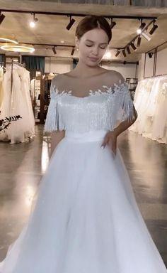 Wedding Dress Bustle, Weeding Dress, Dream Wedding Dresses, Bridal Dresses, Wedding Gowns, Prom Dresses, Groom Dress, Tulle Dress, Dress Fashion