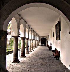 Convento de San Francisco Quito
